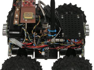 国外大神教你制作基于Wild Thumper的ROS机器人