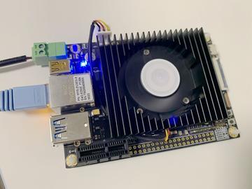 百度大脑加持,米尔科技FZ3深度学习计算卡评测