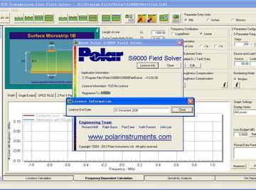 PCB阻抗模拟Polar si9000软件培训教程