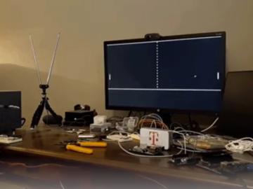 基于Raspberry Pi的手势控制器