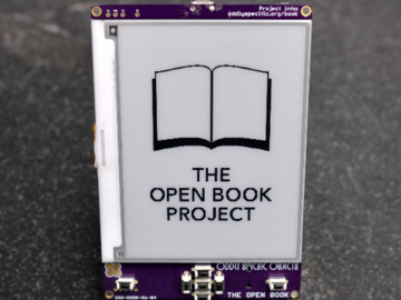 AI加持,基于人工智能算法的开源电子书Open Book DIY