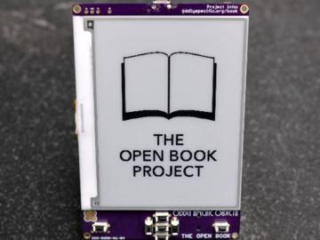 AI加持,基于人工智能算法的開源電子書Open Book DIY