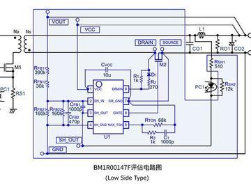 实例分析:二极管整流与侧同步整流AC/DC和转换器比较