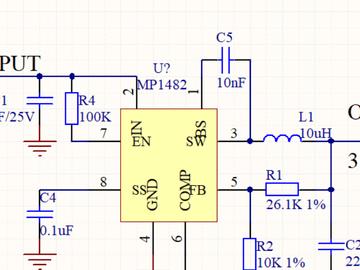 3A 30V高性价比DC-DC降压IC方案原理图AD