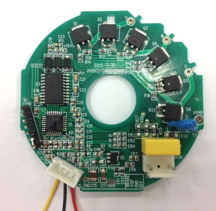 基于MediaTek MT7687 及 RT7075平臺并聯入Eclipse 云端Wi-Fi 吊扇