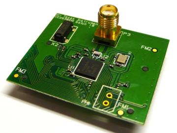 基于CC2530EM的最优天线模组电路设计