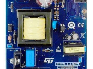 基于ST HVLED001A的80W无线控制街灯照明方案