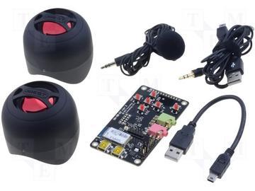 基于Microchip RN52 HiFi级高保真蓝牙音箱解决方案