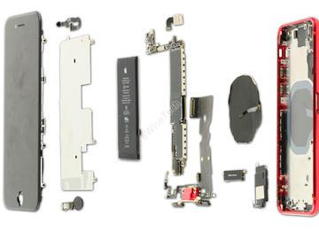 E拆解:本期实拆iPhone SE 2,发现不一样的SE 2