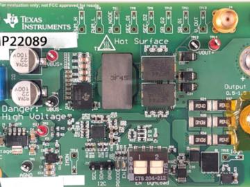 基于LMG5200 GaN技术的半桥负载点转换器电路设计