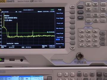 Agilent N5182A矢量信号发生器拆解和电路分析