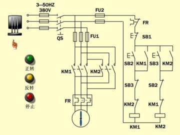 如何看懂电气控制电路图,有技巧,收好