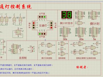 【北极星】交通灯控制系统