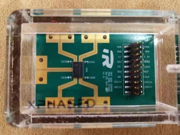 我国自主研发成功商用毫米波相控阵芯片