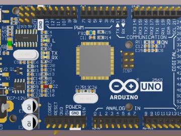 Type-C Arduino Mega2560 V3 开发板