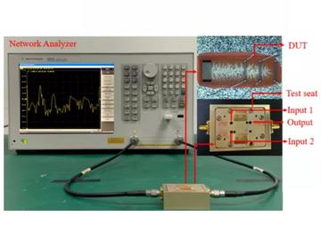 声学所设计出新型声表面波温度传感器件,可用于极端高温环境下的高灵敏度温度监测和预警