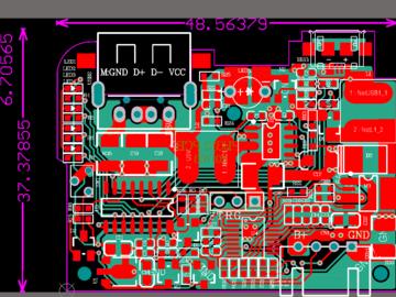 输出电压5V/2A的应急电源电路方案(已投产,只做DIY交流用,不接受大批量商业生产)
