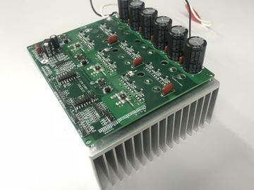 基于NXP KV30应用于吸尘器的 500W FOC 电机控制方案