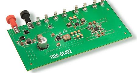 用于高級駕駛員輔助系統中的高性能單核電壓應用處理器