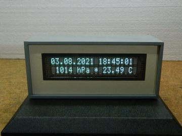 教你如何将VFD串行显示器连接到Arduino