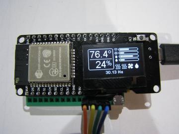 基于 ESP32 的温室监控器设计