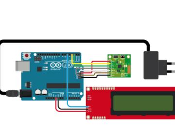 基于AS3935以及Arduino Uno開發板的雷電探測器電路方案設計