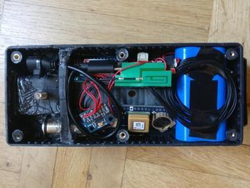 基于Arduino自行车追踪器