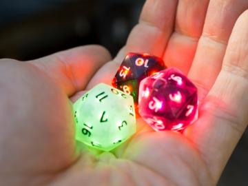 制作多用途的电子骰子