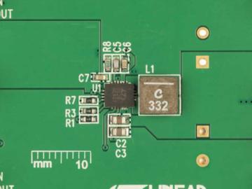 基于LTC3128具准确输入电流限值的 3A、单片式、降压-升压型超级电容器充电器和平衡器