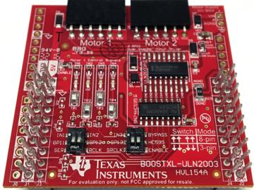 基于ULN2003的用于HVAC散热孔和电机控制的可配置步进驱动器电路设计