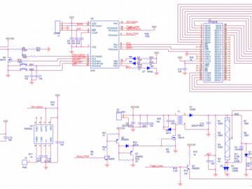 家用脱毛仪电路设计方案(原理图)