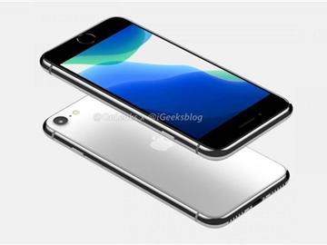 配置大幅升级!iPhone 9/9 Plus齐曝光:最大5.5英寸屏