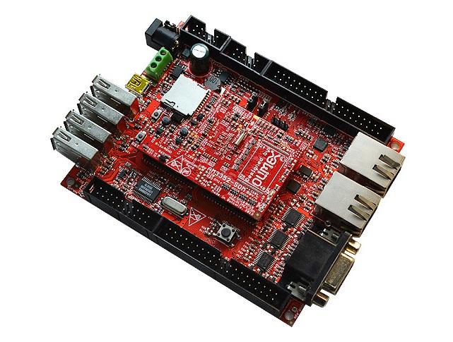 AM3352-SOM-EVB 硬件PCB电路图开源