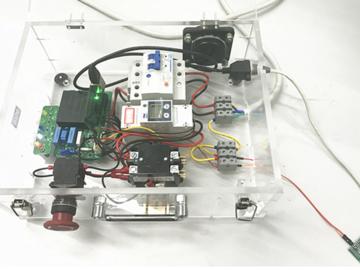 基于 NXP MK64FN1M0VLL12连接微信的交流充电桩设计方案(含原理图+BOM+方案阐述)