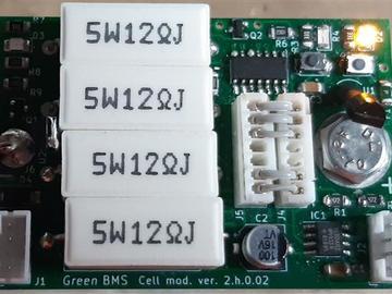 基于Arduino的BMS 电池模块设计