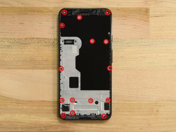 Pixel 3a XL电池更换教程,你将收获一个全新的手机