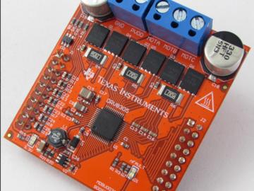 基于DRV8305N的三相电机驱动模块电路设计