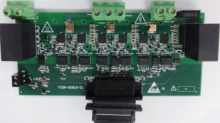 具有 2kWPEAK 的 200V 交流伺服電機的三相逆變器