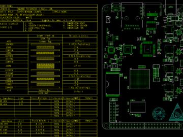 zynq7020/010开发板 PCB文件资料