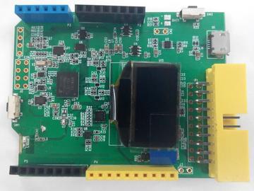 基于Toshiba TZ1041多功能智能手环解决方案