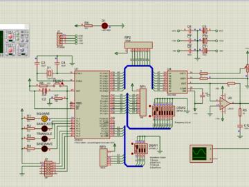 基于AT89S52单片机信号发生器