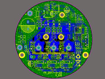 基于STM32设计的低压水泵驱动器12V-60V电路方案(原理图+PCB+BOM)