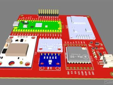 基于树莓派pico的火箭飞行计算机设计