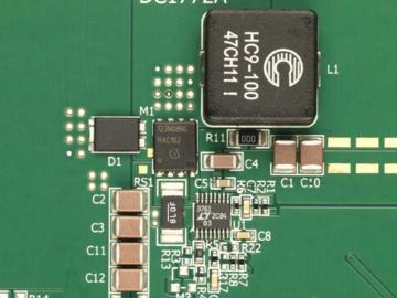 基于LT3761具内部 PWM 发生器的 60VIN LED 控制器电路设计