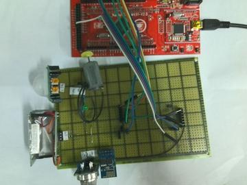 简单、便捷智能家居室内WIFI报警系统电路方案