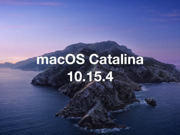 macOS 10.15.4 补充更新发布,修复多个BUG