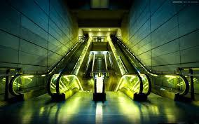 基于ATmega16单片机系统设计的的自动扶梯