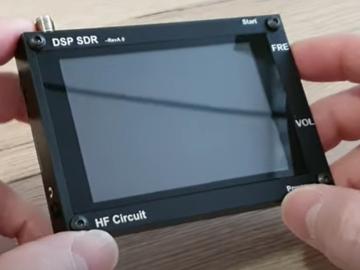 最小的SDR 口袋收音机,包括所有模拟模式