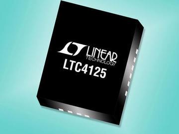 基于LTC4124兼具优化功率搜索和多种安全特性的100mA无线充电电路方案设计