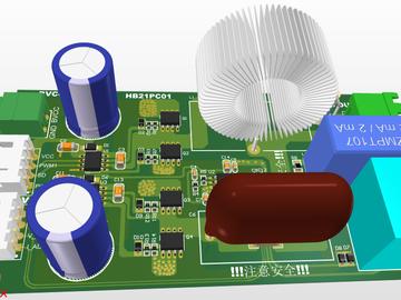 单相全桥逆变电源模组(DC/AC)